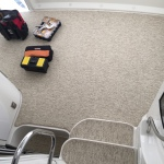 outdoor custom carpet