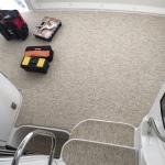 outdoor custom carpet